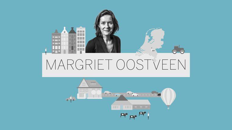 Margriet Oostveen. Beeld null