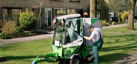 Aparte lui, die Nederlanders: 'Dit noemen ze een tuin. Het lijkt meer op een grafveld met een urn erop'