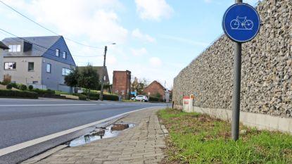 Gevaarlijkste fietspad van Asse (en de hele regio) krijgt oplapbeurt