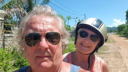 Guy en Wieske kunnen na dertien weken lockdown in Cambodja eindelijk naar huis