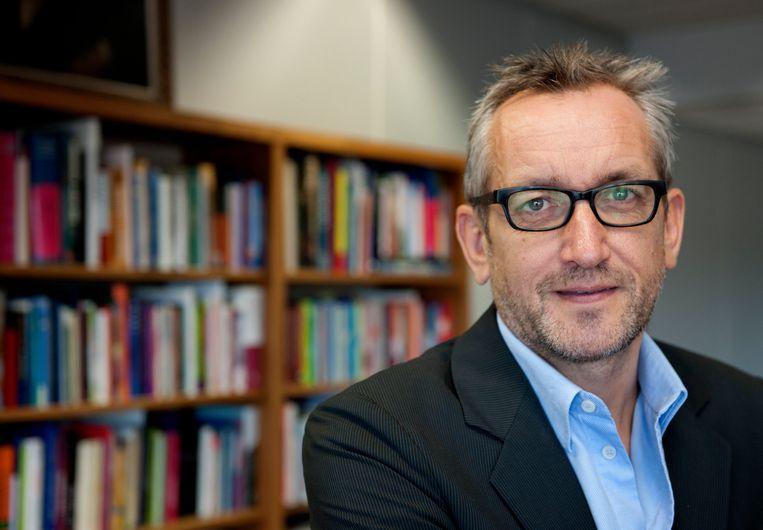 Peter Vandermeersch, ex-hoofdredacteur NRC Handelsblad.  Beeld ANP