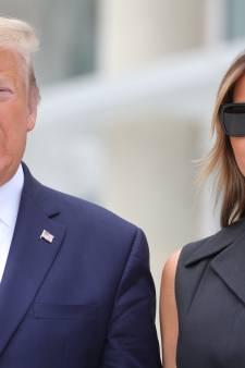 Donald Trump demande à Melania de sourire pour les photos: sa réaction devient virale
