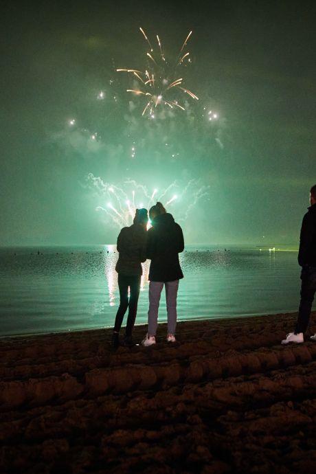 Lichtspektakel met muziek van Rotterdams Philharmonisch Orkest vervangt vuurwerkshow oud en nieuw