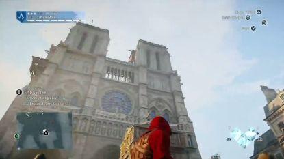 Hoe Assassin's Creed kan helpen bij heropbouw Notre-Dame