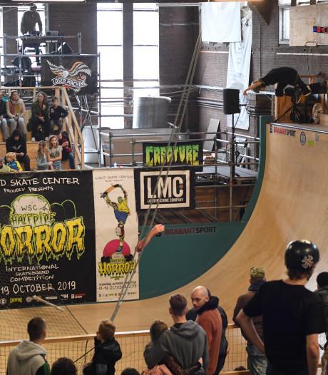 Flying high in the urban sky: skateboarders laten zich zien in Den Bosch