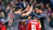 Herbeleef hoe Atlético Madrid en Bayern München nipte zeges boekten