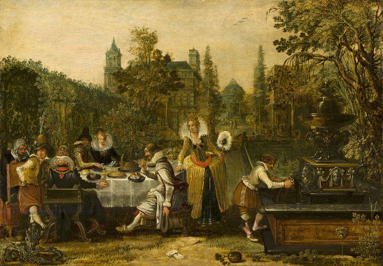 null Beeld Mauritshuis