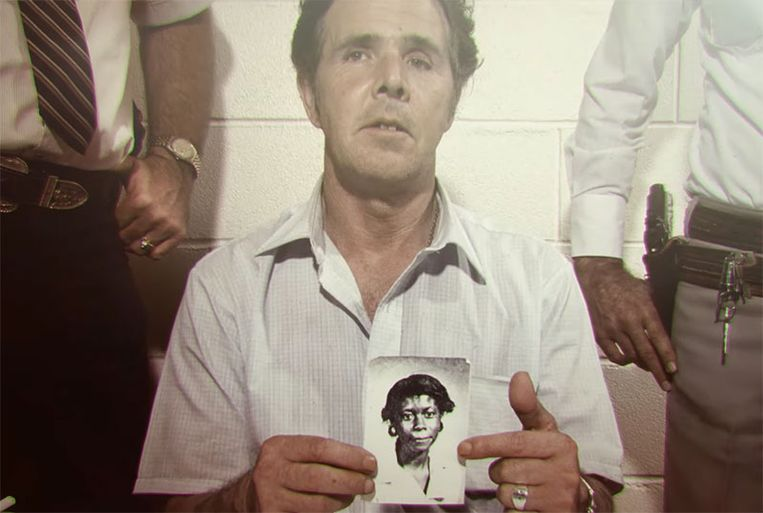 Henry Lee Lucas in The Confession Killer Beeld