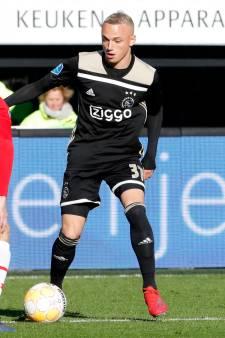 De Wit en Lang verlengen contract bij Ajax