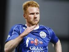 Van der Sande maakt winnende voor FC Den Bosch: 'Toch geen biertje vanavond voor mij'