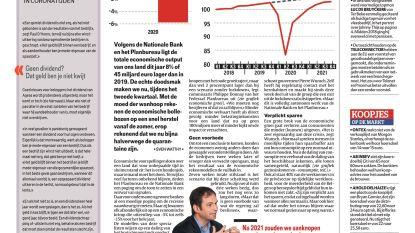 Doodsmak van 45 miljard voor Belgische economie