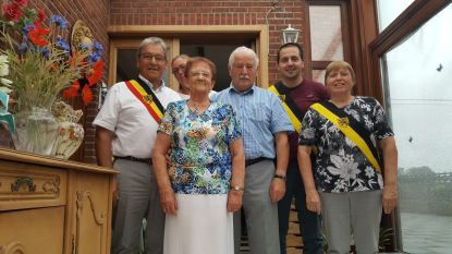 Lucien en Maria vieren 60ste huwelijksverjaardag
