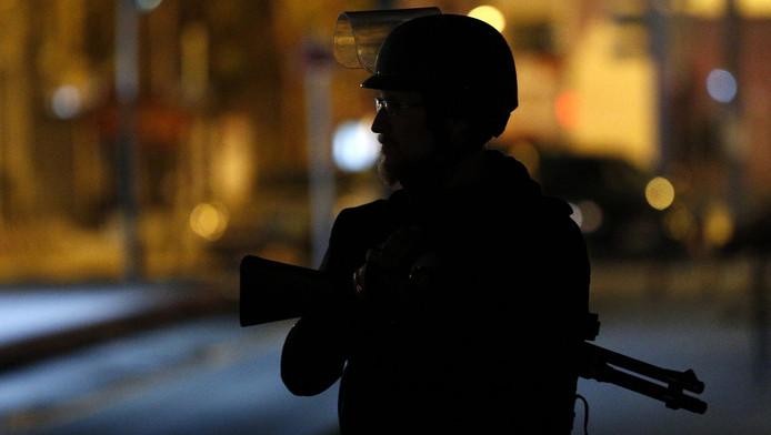 Grote politie-actie in Parijs in de jacht op terroristen.