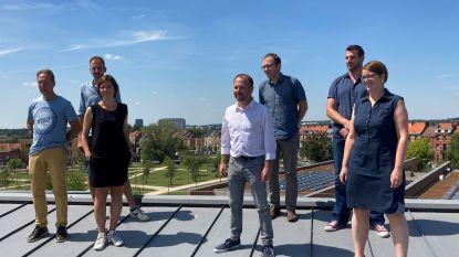 Stad Leuven plaatst samen met inwoners zonnepanelen op tien publieke gebouwen