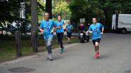 2.000 deelnemers (inclusief rector) voor University Trail