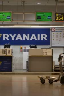 Ryanair meldt dat personeel gewoon is komen opdagen: 'Onzin'