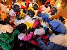 Sinterklaas splijt De Noork in Hengelo in tweeën