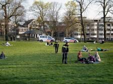 Meteen boete bij samenscholen tijdens Pasen; strand Mookerplas afgesloten voor recreanten
