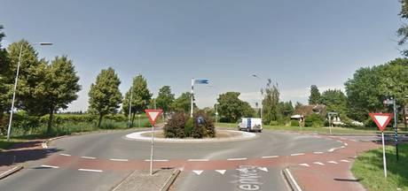 15 kilometer omrijden door wegwerkzaamheden