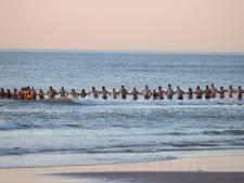 Reddingsbrigade rukt 177 keer uit, zoektocht naar jonge zwemmer bij Monster