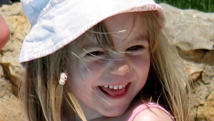 La dernière photo de Maddie McCann, prise le jour de sa disparition dans un complexe hôtelier de Praia Da Luz au Portugal.