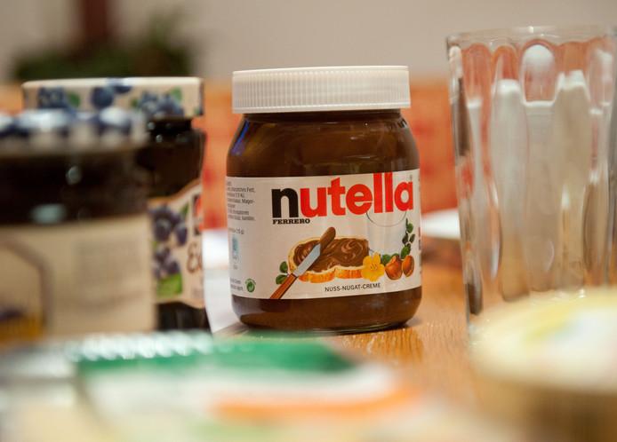 Nutella, muizen zijn er dol op.