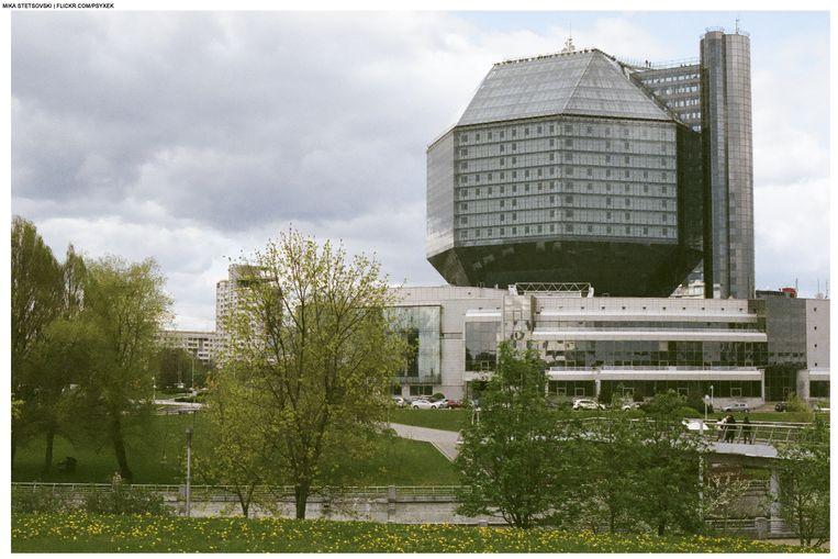 Wit-Rusland is geen vrije samenleving. Maar het land zou zich volgens Jonathan Holslag geleidelijk kunnen ontwikkelen tot een democratie en een economie met meer ruimte voor private ondernemers. Beeld RV