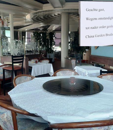 Restaurant China Garden in Haagse Beemden sluit definitief de deuren