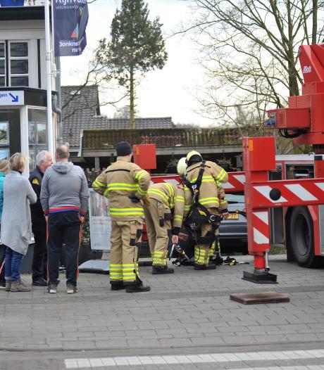 Brandweerman rukt uit naar eigen woning voor schoorsteenbrand