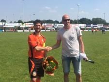 Mark de Weerd 150 wedstrijden in selectie SV Nieuwleusen