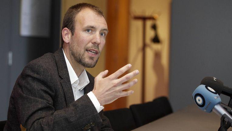 Federaal staatssecretaris voor Mobiliteit Melchior Wathelet (cdH).
