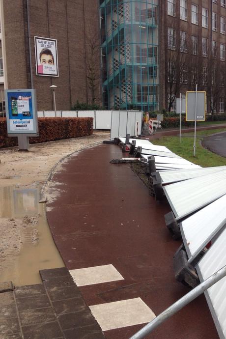 Stormschade in Eindhoven valt nog mee