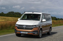 De VW California T6.1