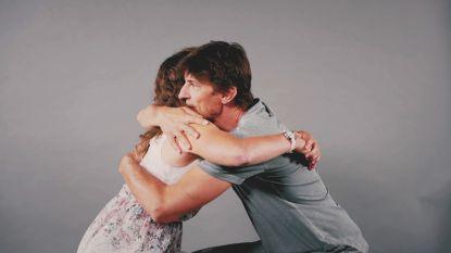 """NIET OP TV. Koen Wauters en Kathy blikken samen terug op 'Over Winnaars': """"Jou mogen leren kennen was het toppunt"""""""