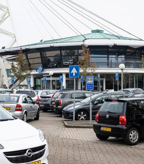 CWZ is bang dat het straks te weinig parkeerplek heeft en wil ruimte houden voor uitbreiding