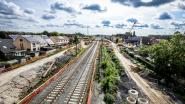 Gevaartsestraat onderbroken door aanleg van tunnel onder spoorweg