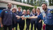 Vriendinnen richten samen scoutsgroep 'De Kariboes' op
