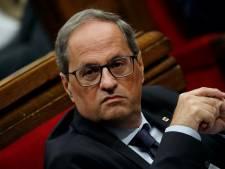 Le président de la Catalogne propose un nouveau vote sur l'indépendance