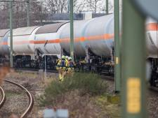 Treinverkeer tijdelijk plat bij Roosendaal door vreemde lucht goederentrein