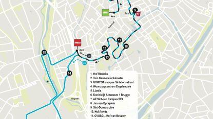 Urban Trail treedt buiten stadspoorten