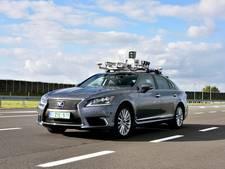 'Ook in zelfrijdende auto blijft de mens de baas'