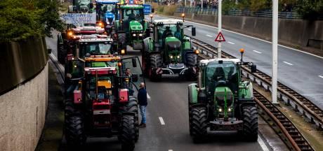 Boeren en bouwers weer op pad: duizenden trekkers door het hele land verwacht