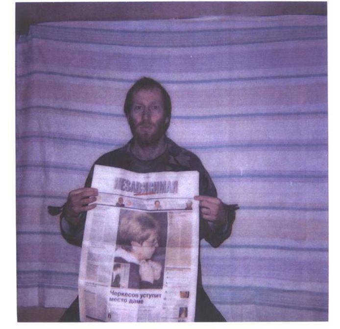 Arjan Erkel is in 2002 tijdens zijn werk voor Artsen zonder Grenzen ontvoerd door gewapende rebellen in Dagestan.