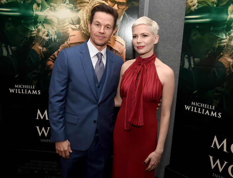 Mark Wahlberg en Michelle Williams