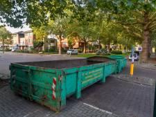 Containers geplaatst om Jaarmarkt in Alphen te beveiligen