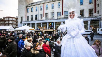 Komende zondag nieuwjaarsdrink op Wapenplein