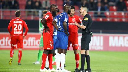 Football Talk buitenland. Ook in Franse Ligue 1 match gestaakt: racistische gezangen doen ref ingrijpen