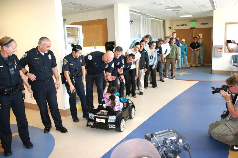 null Beeld Rady Children's Hospital San Diego (Facebook)
