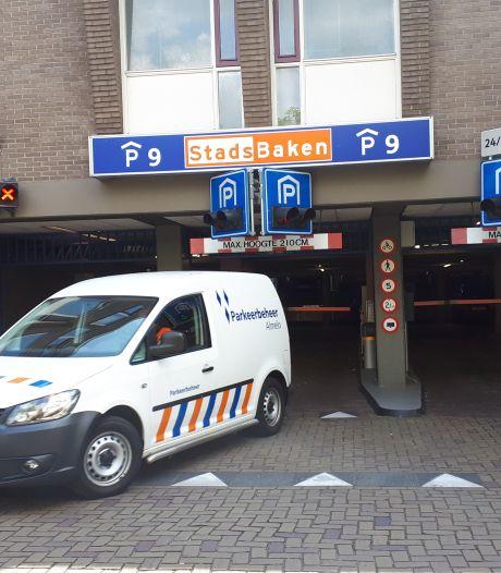 'Lelijkste' parkeergarage van Twente lijdt tonnen verlies en is rijp voor de sloop