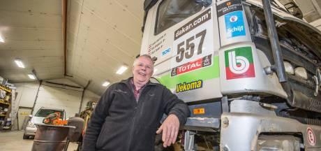 Johan (63) uit Oeken gooit hoge ogen in Afrika met Mercedes-truck vol slimme snufjes